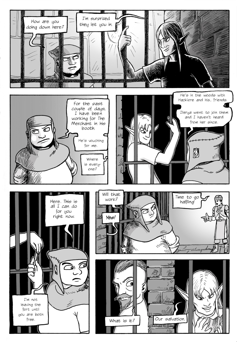 Page 349 – Day Two – Sarkin is shifty.