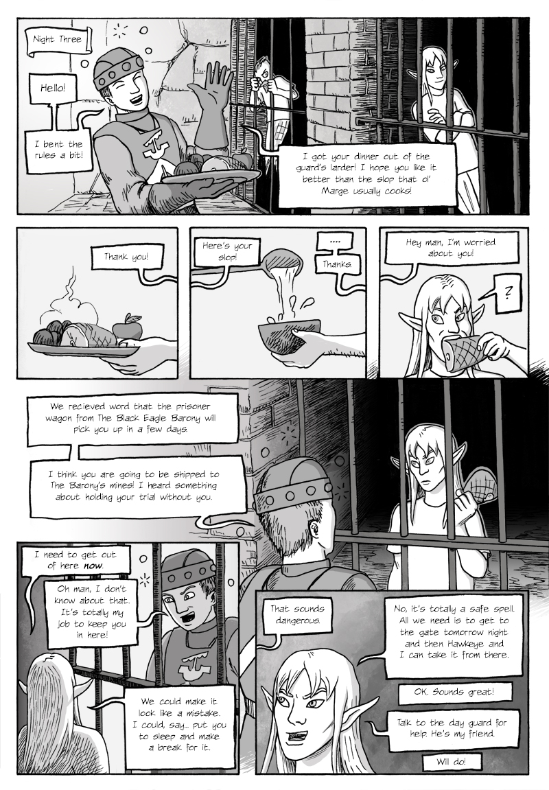 Page 352 – The Plan Unfolds!