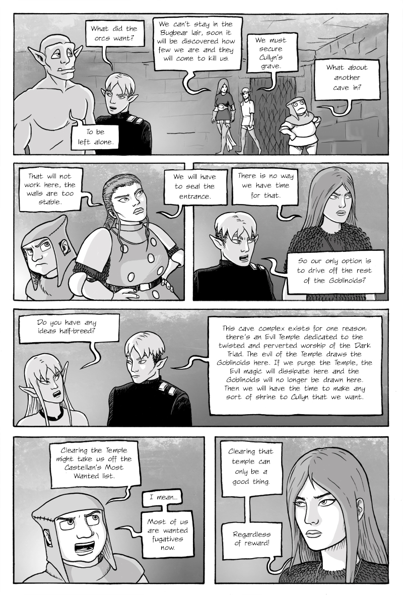 Page 371 – The Party Formulates their Next Step