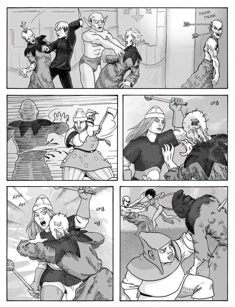 Page 379 – The Second Wave crashes against the Party